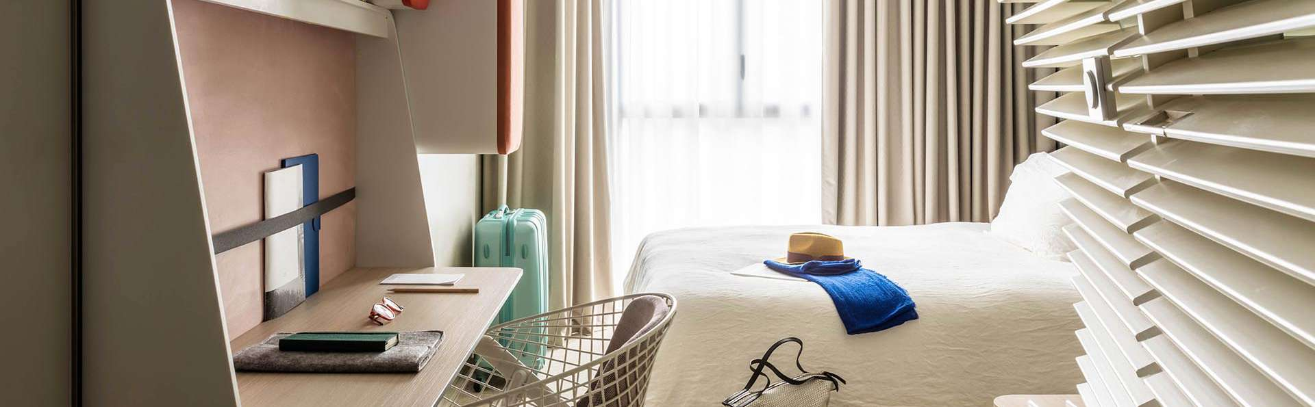 Hôtel chic avec sauna pour un séjour agréable aux portes de Paris (à partir de 2 nuits)