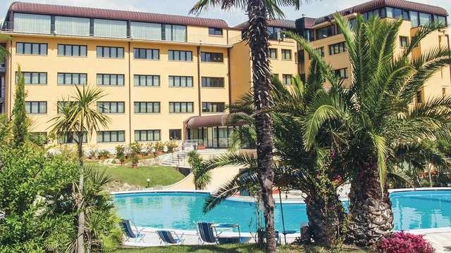 Relax en Casciana Terme, en un espléndido hotel de lujo