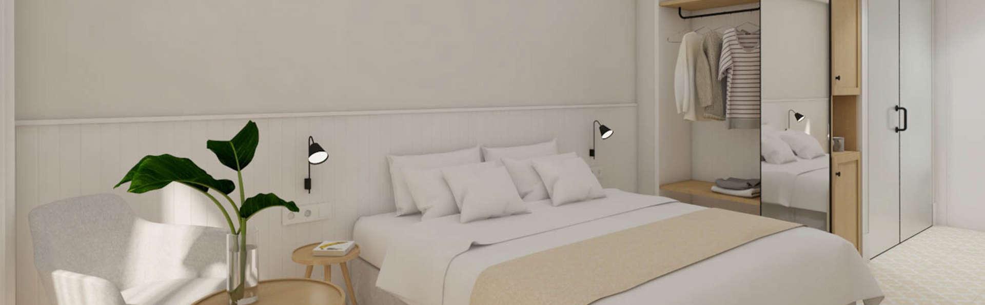 Escapada Relax en Calella en habitación premium