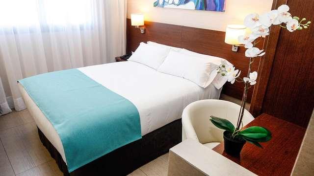 Escapade dans un hotel 4* avec petit déjeuner a côté de Saragosse
