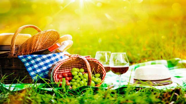 Escapada en Pensión Completa y Spa, cena en el hotel y almuerzo tipo pícnic-snack