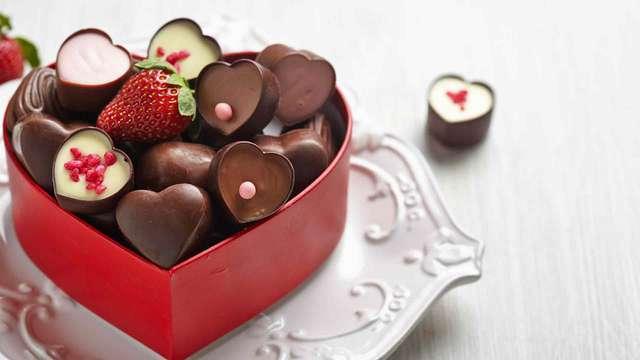 cadeau romantique