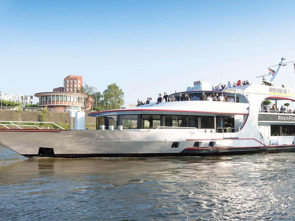 Séjour Allemagne - Profitez d'une balade en bateau en famille pour découvrir Düsseldorf  - 4*