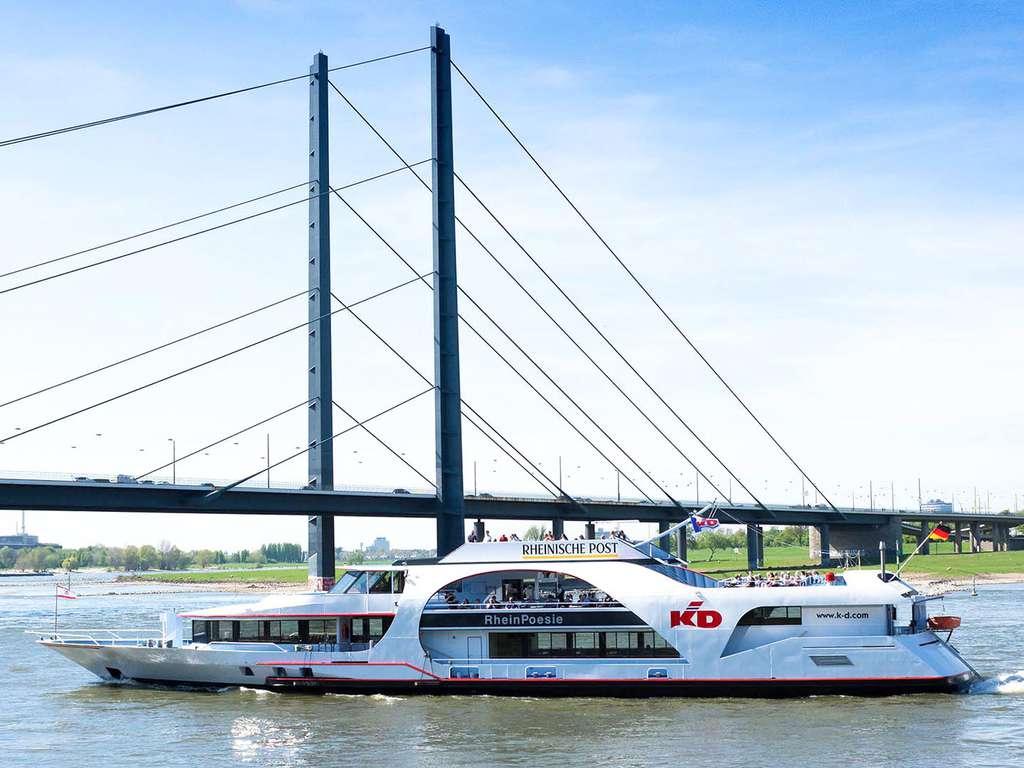 Séjour Allemagne - Croisière sur le Rhin et détente dans les environs de Düsseldorf  - 4*