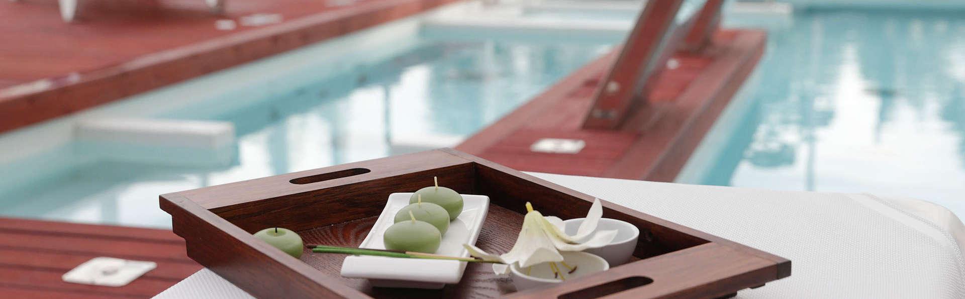 Spa Lovers: escapada con spa, cena gastronómica, masaje y kit romántico (desde 2 noches)