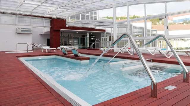 Escapada relax con acceso al spa en Santiago de Compostela