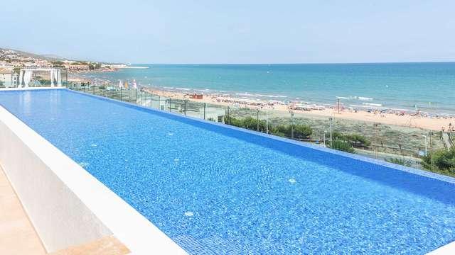 Vacances à la mer en appartement jusqu'à 5 personnes à Alcossebre (à partir de 3 nuits)