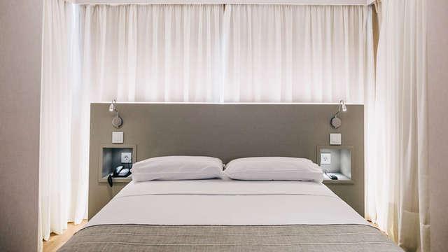 Escapada romántica en un hotel cerca de Madrid