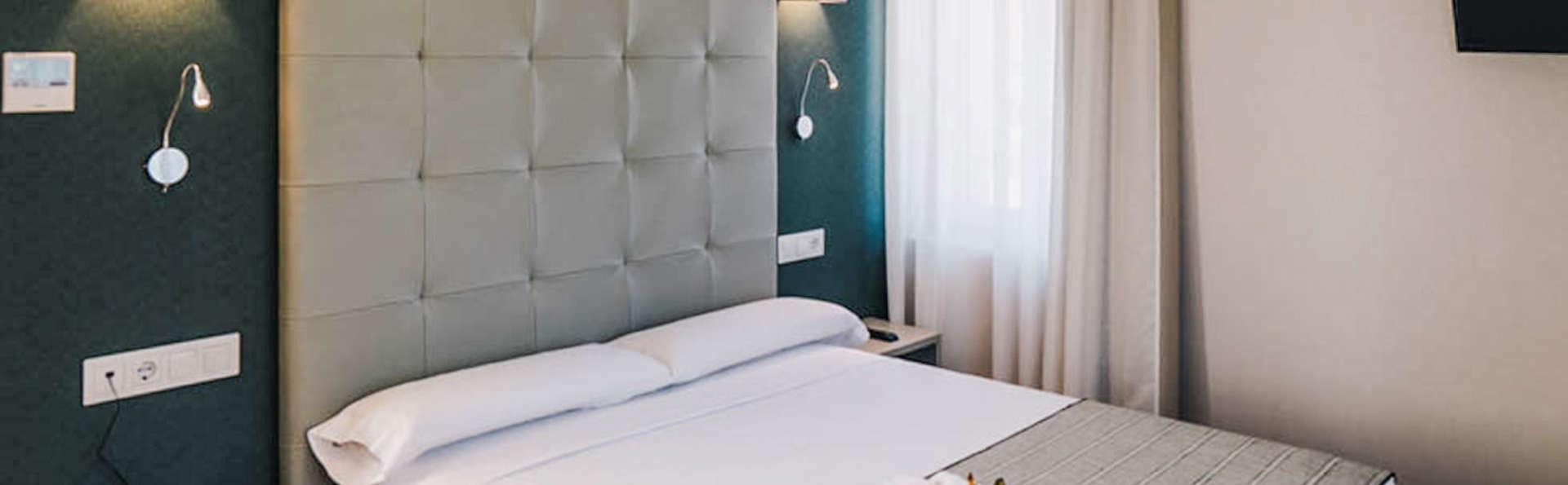 Escapada romántica en un hotel de ensueño en Torrelodones