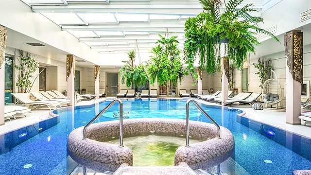 Benessere a Salsomaggiore Terme con accesso alla spa!