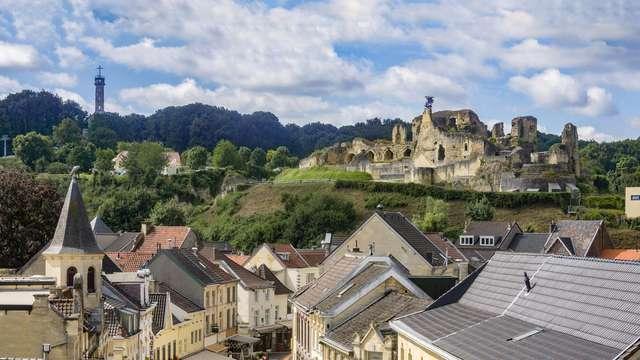 Week-end de shopping et de randonnée à Fauquemont (à partir de 2 nuits)