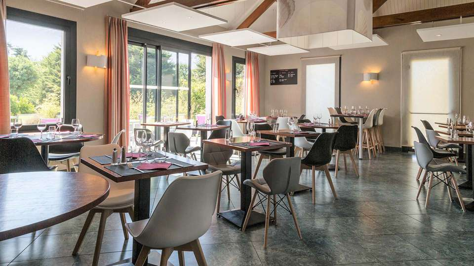 Hotel The Originals Saint-Brieuc Nord Au Chêne Vert (ex Inter-Hotel) - EDIT_restaurant_01.jpg