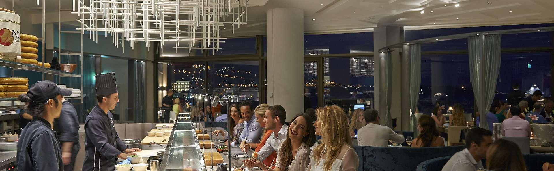 Régalez vous à Monaco avec menu dégustation et accès au SPA