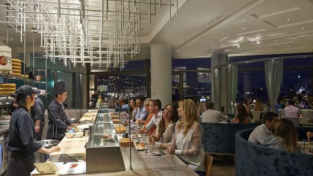 Escapada de lujo con cena gastronómica en Mónaco