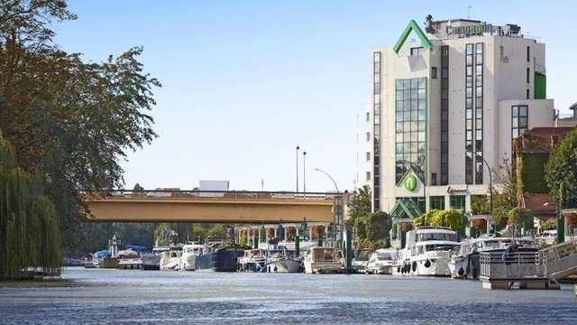 Hotel Campanile Nogent-sur-Marne