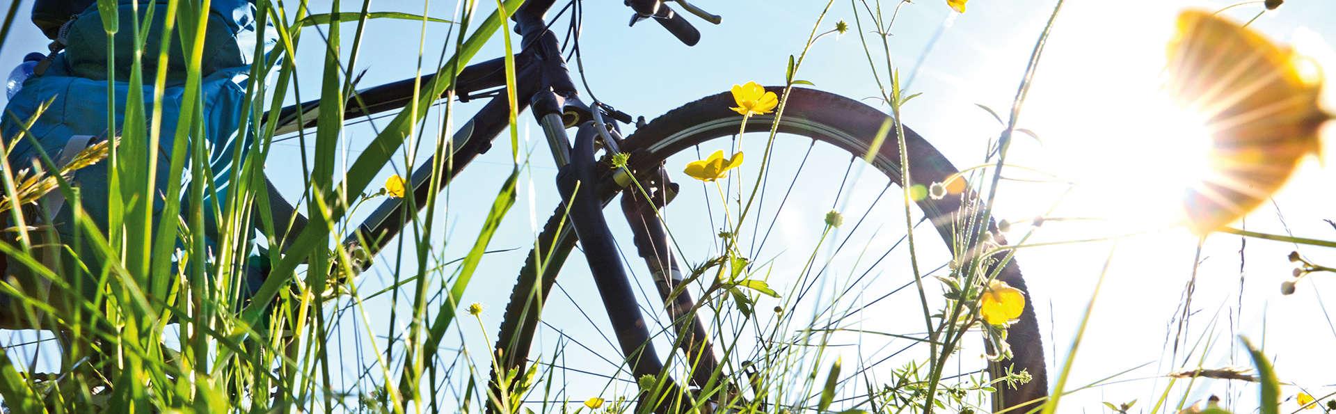 Ensemble à vélo à travers la belle ville de Breda