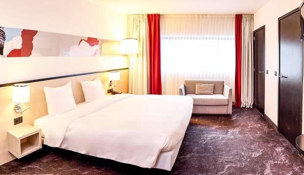 Samen de stad Leuven verkennen en slaap in een superior kamer (2 nachten)