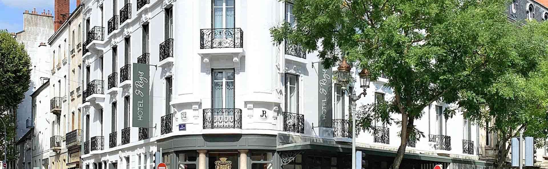 Parenthèse bourguignonne dans un superbe hôtel au cœur de Chalon-sur-Saône