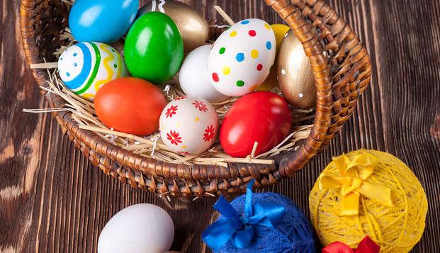 Pâques à Arezzo : vacances 4* avec mini-bar gratuit