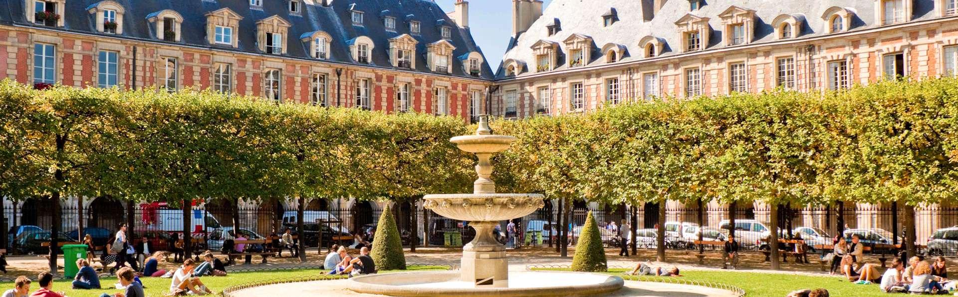 Séjour 3 étoiles avec petit-déjeuner inclus en plein Paris