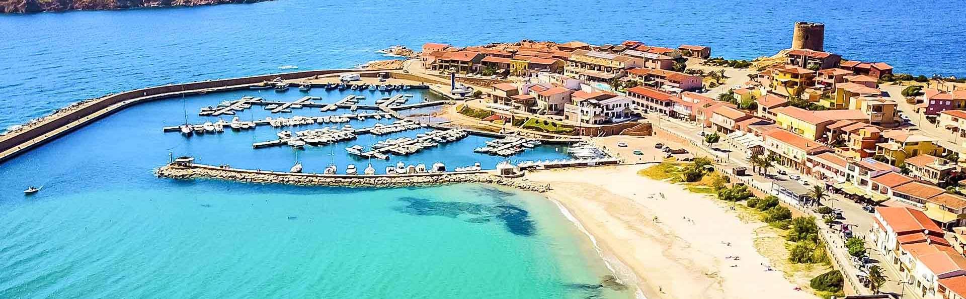 Verano en las aguas sardas de Isola Rossa, con Grimaldi (9 días / 7 noches)