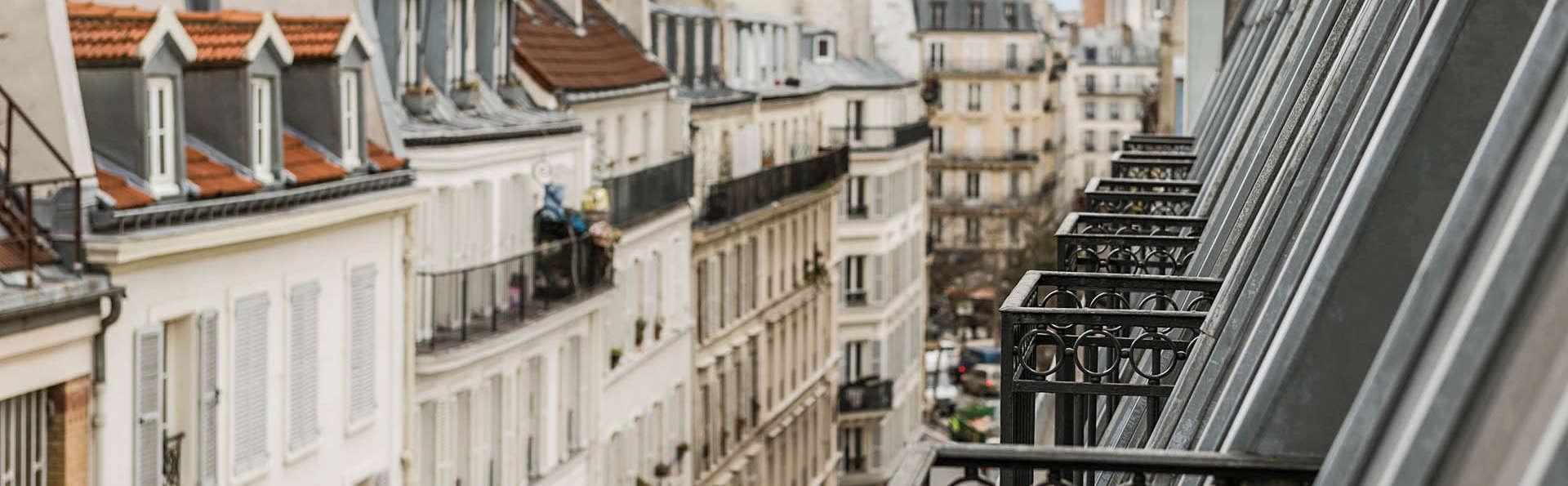 Séjour détente au cœur de Paris