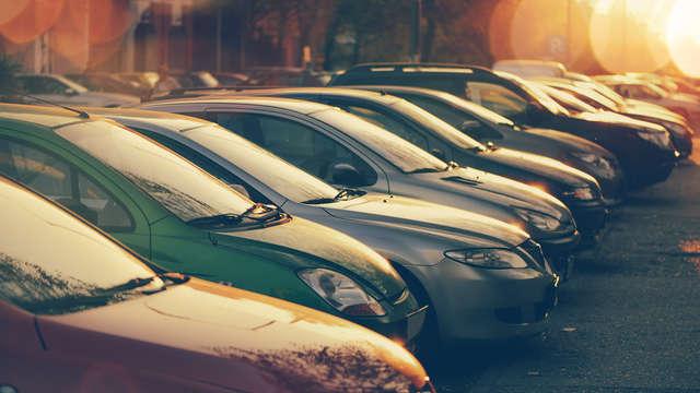 Parcheggio privato (giorno 1, giorno 2 e giorno 3)