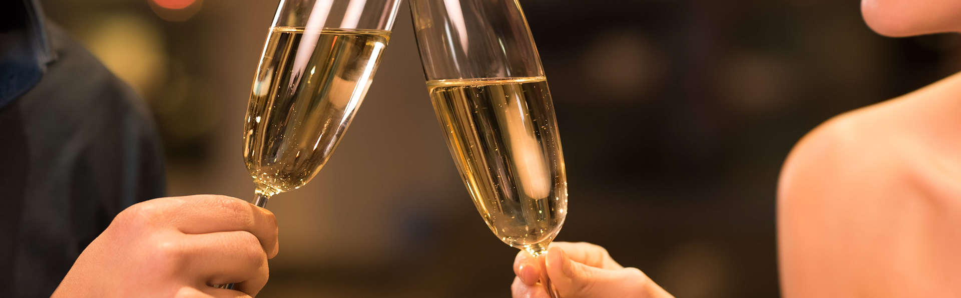 Séjour romantique avec champagne dans un hôtel 4*
