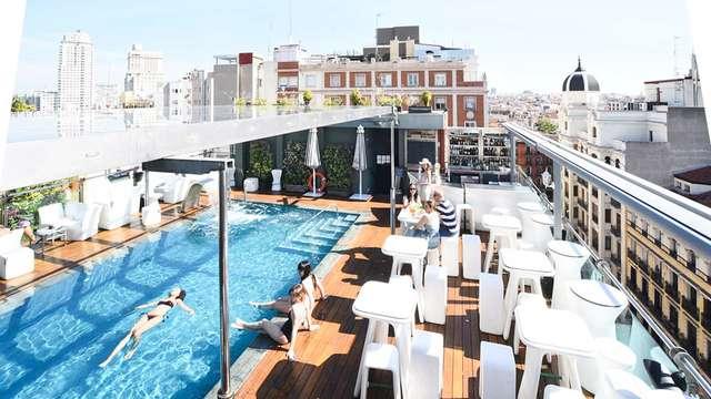 Confort et design dans un 4* à Madrid