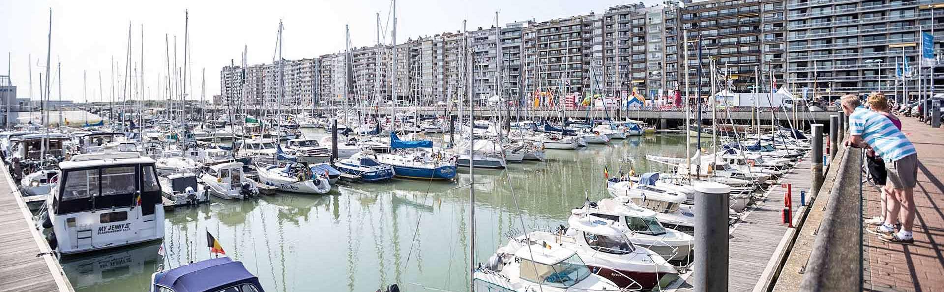 Détendez-vous et profitez de la côte belge