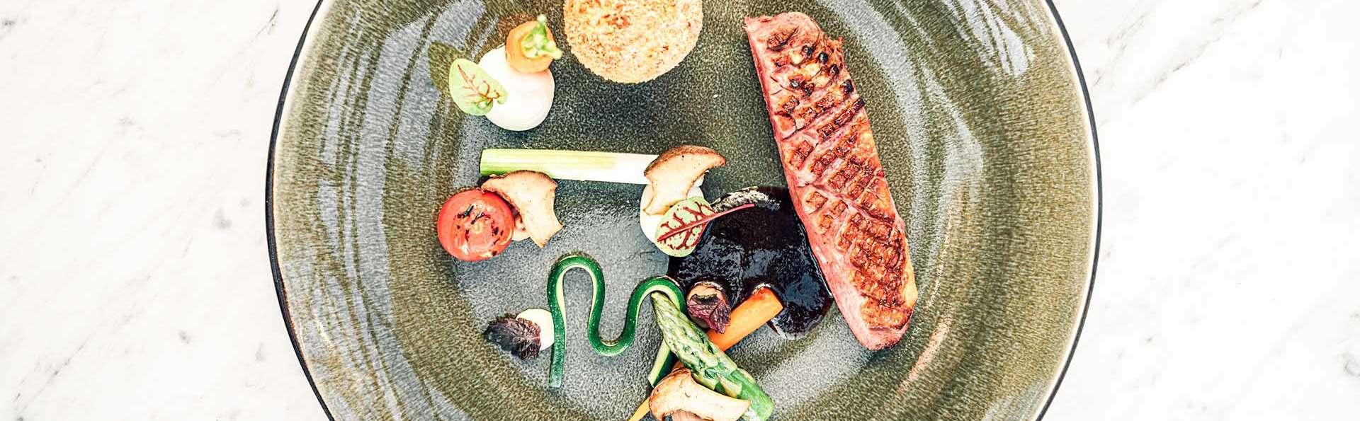 Weekendje weg met culinair 6-gangendiner in een voormalig adellijk landgoed