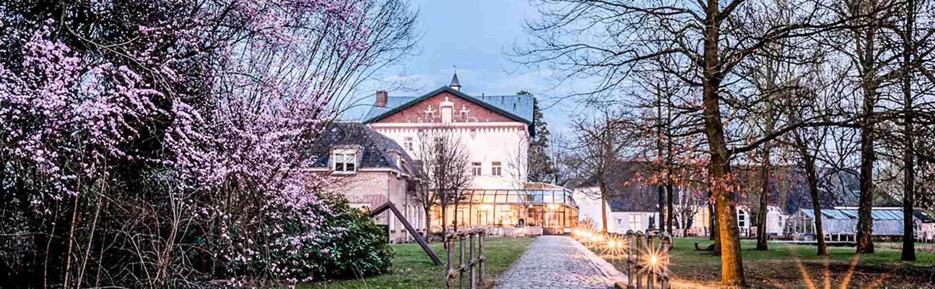 Pillows Charme Hotel Château de Raay Limburg  - EDIT_Pillows_Charme_Hotel_Chateau_De_Raay_Building_Evening_01.jpg