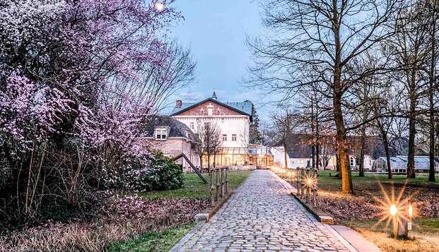 Genieten van natuur en historie  in Limburg