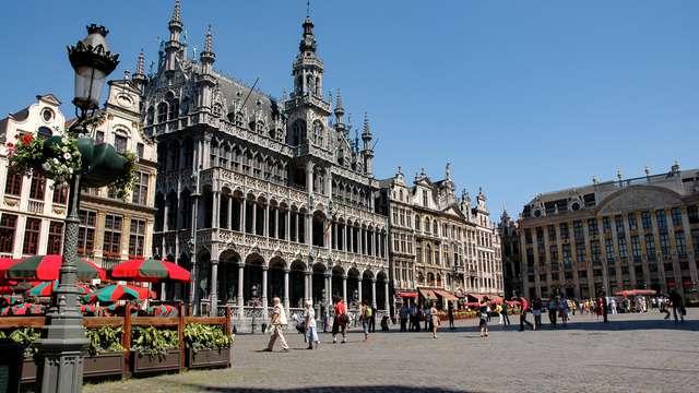 Comodidad y diseño en un 4* de Bruselas