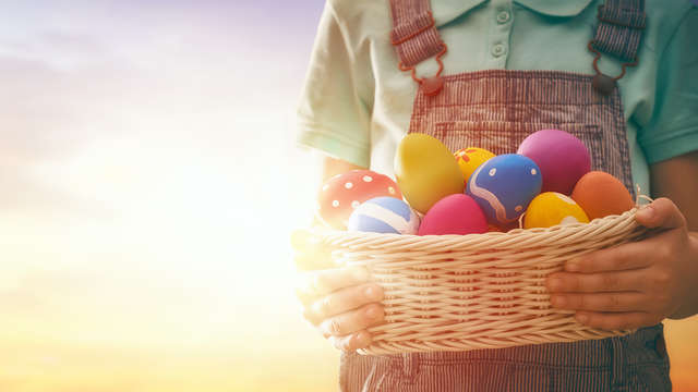 Weekend à la recherche des œufs de Pâques (à partir de 3 nuits)