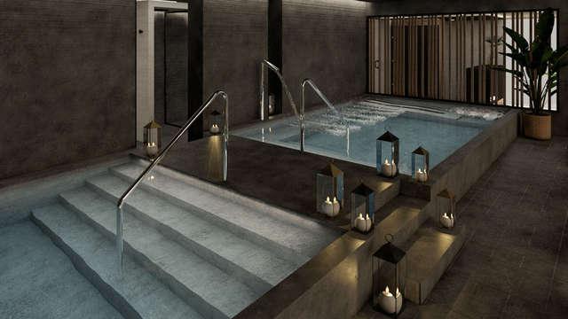 Escapada Relax en Calella con acceso a spa y masaje para dos
