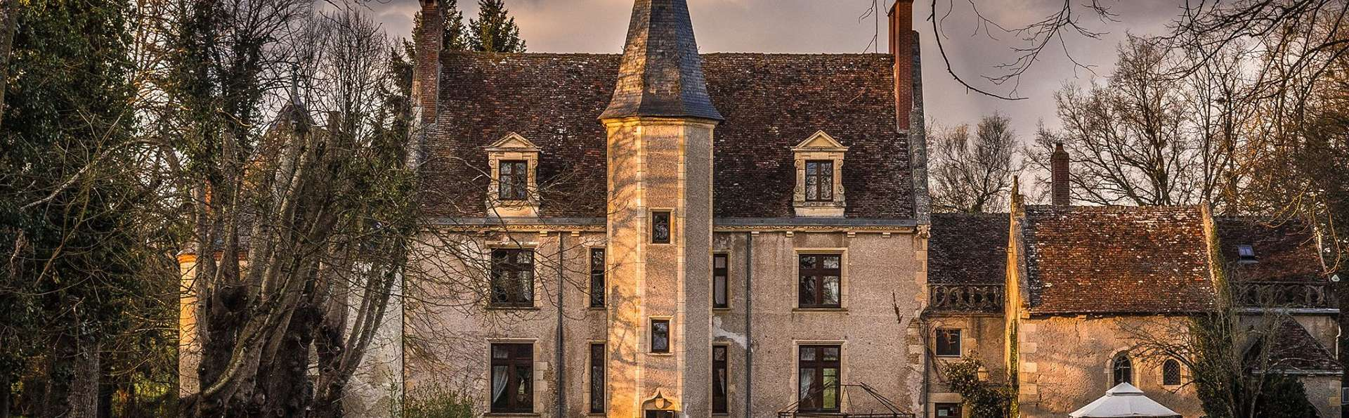 Week-end dans un Château à Le Sallay