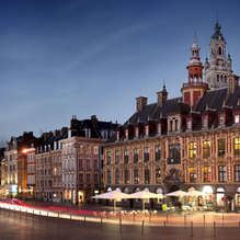 Week-end proche de Lille