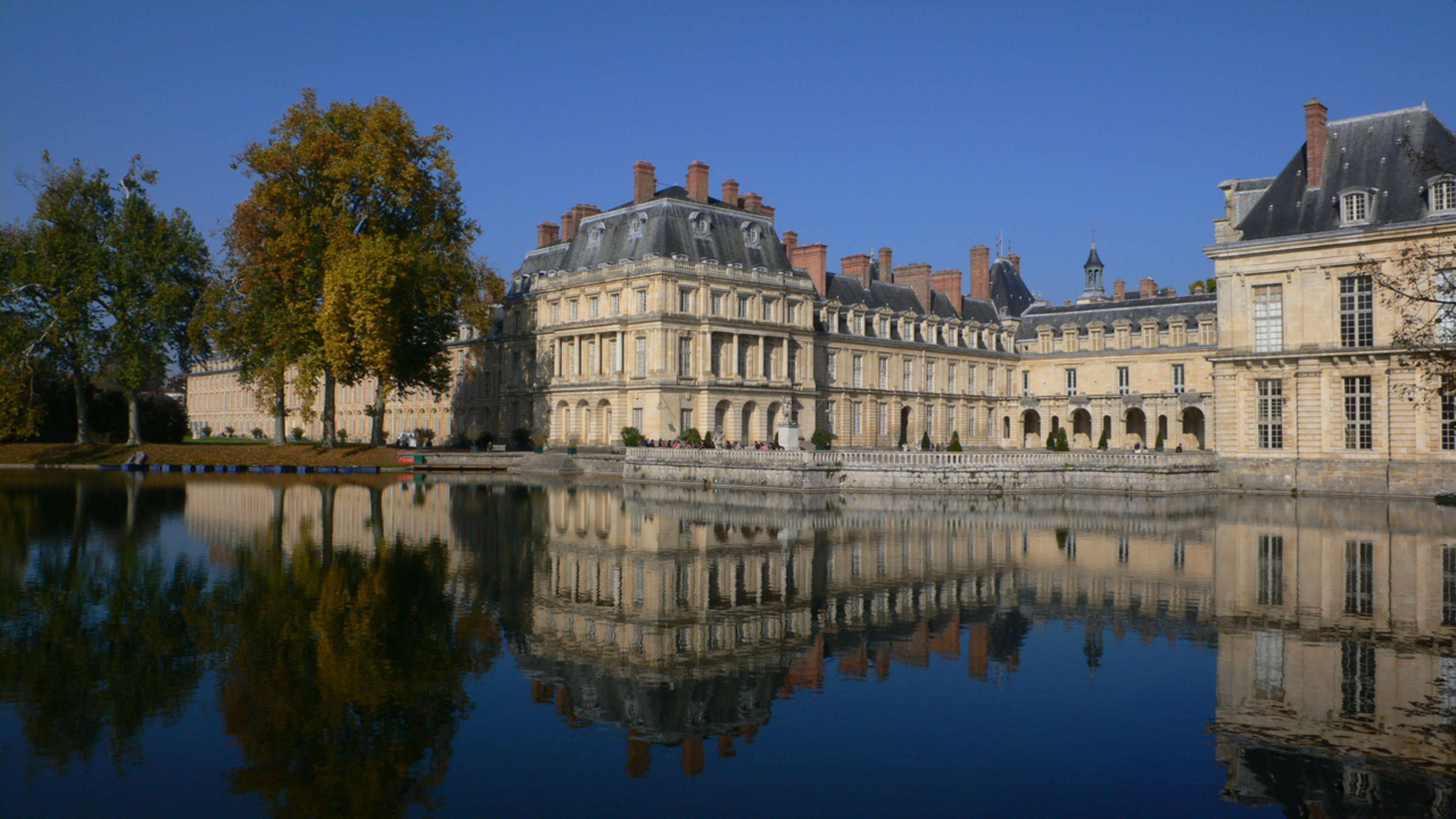 Week-end et séjour proche de Paris