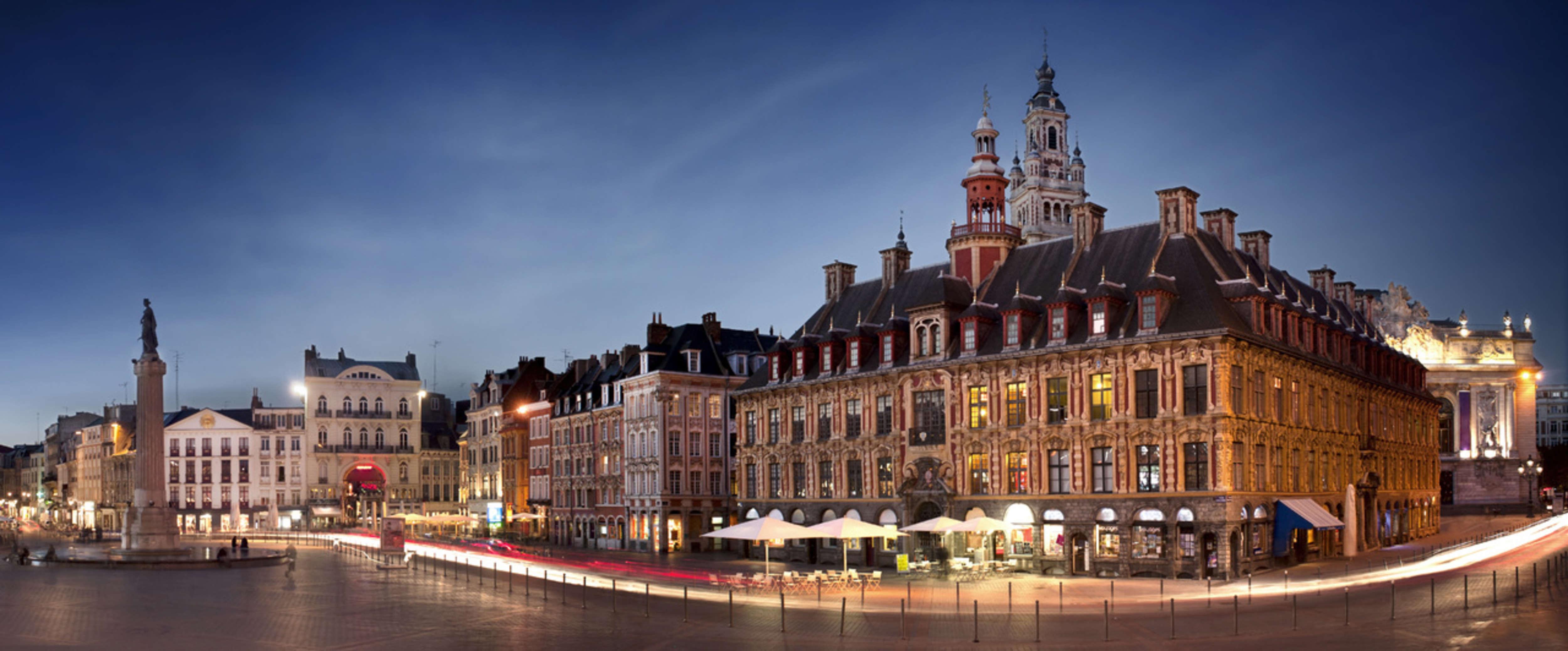 Week-end et séjour proche de Lille