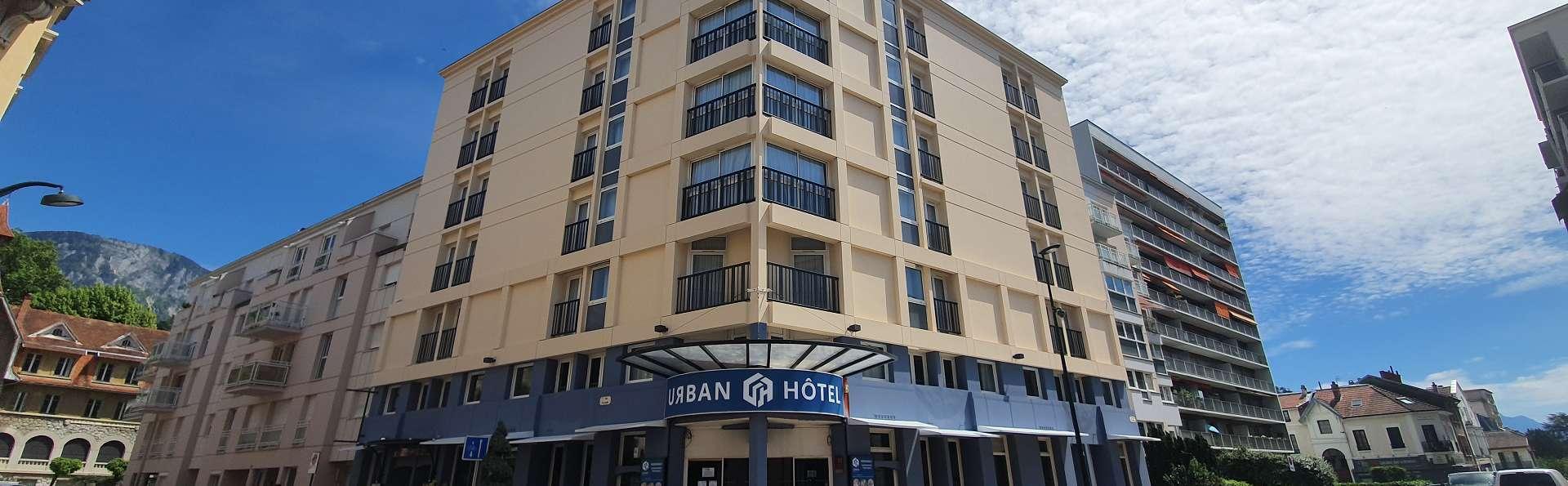 Urban Hôtel  - facade_urban.jpg