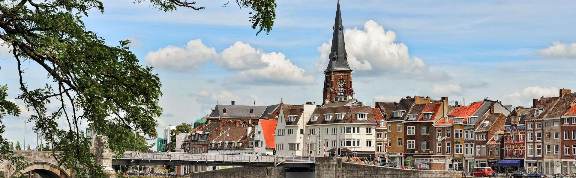 Portez un toast avec votre moitiée au cœur de Maastricht