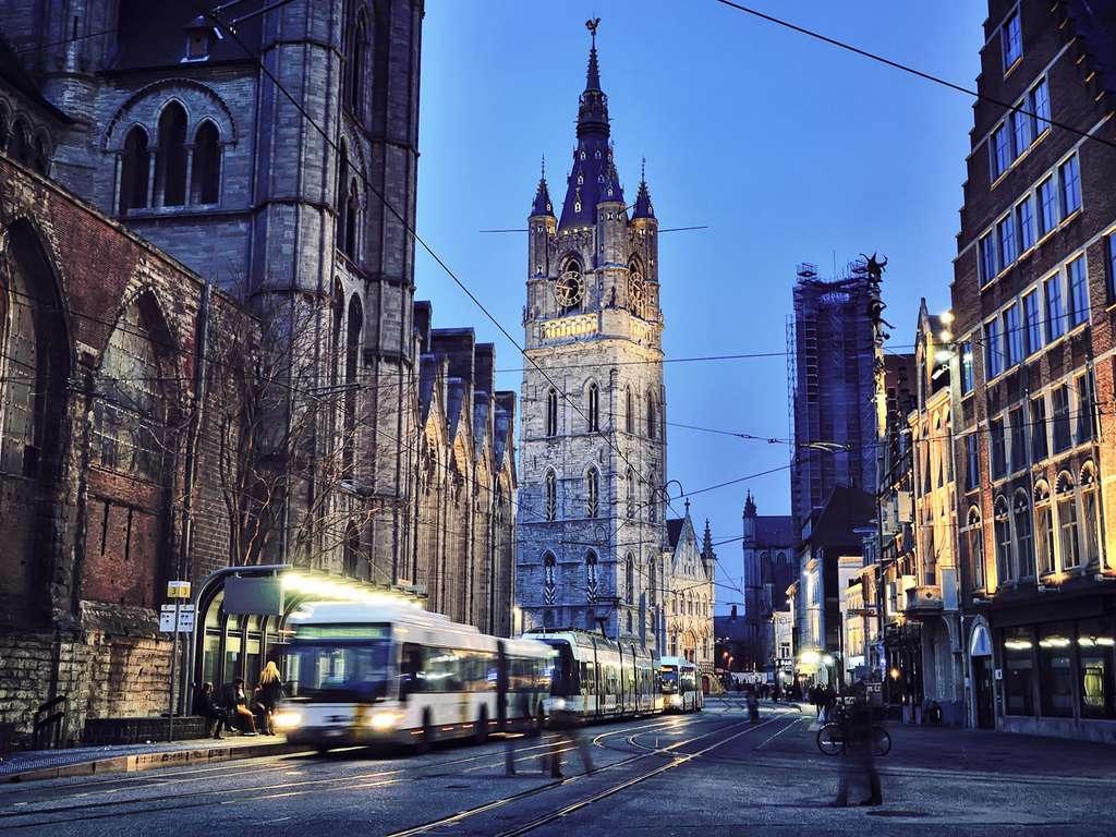 Séjour Belgique - Gand est célèbre pour son magnifique centre-ville historique