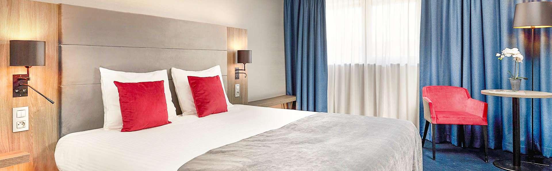 Escapade Liégoise dans un hôtel de luxe