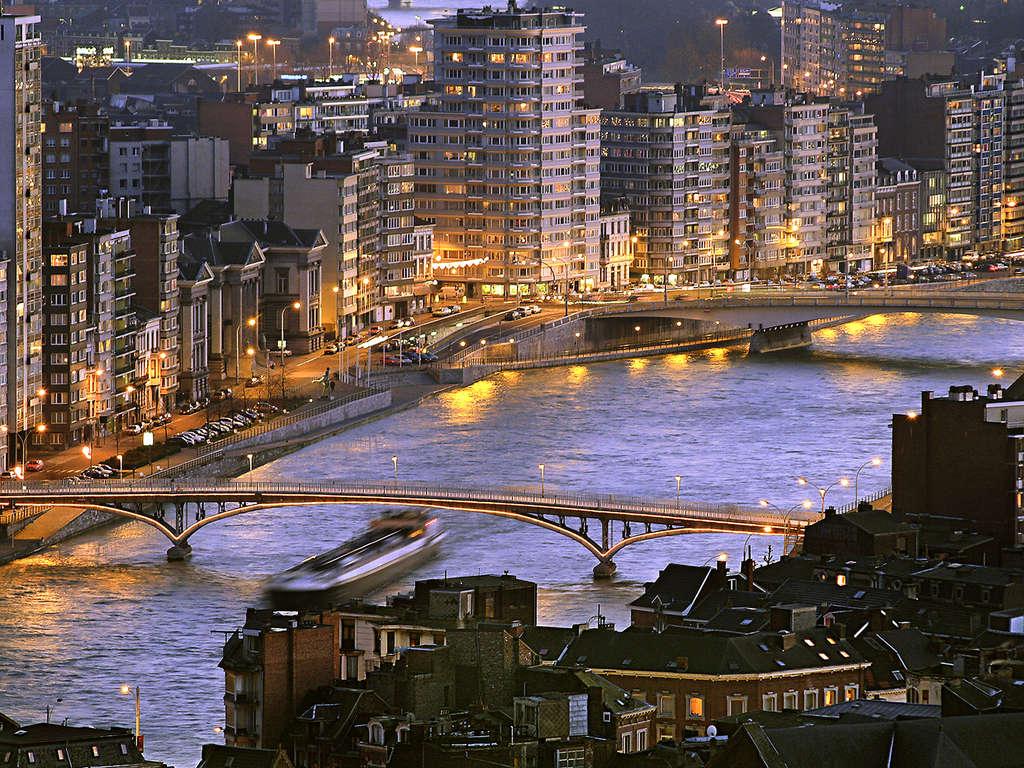 Séjour Belgique - Découvrez Liège dans un hôtel moderne  - 3*