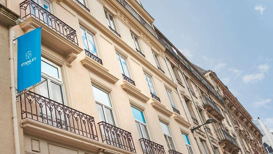 Hôtel Coeur de City Nancy Stanislas by Happyculture - devant.jpg