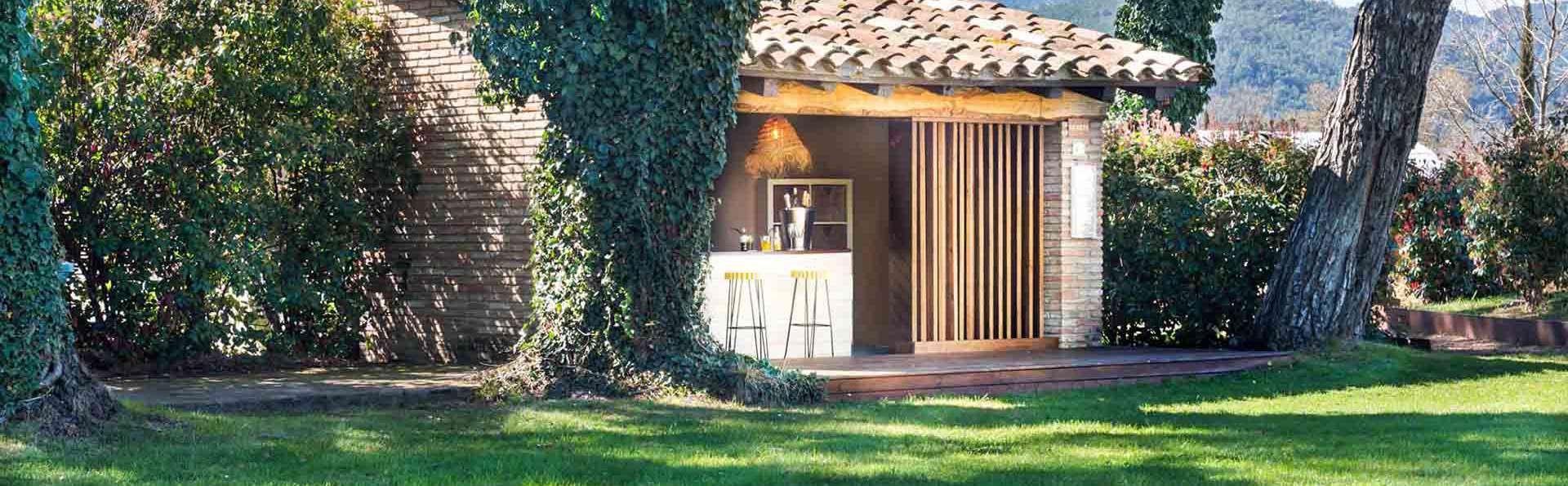 Week-end romantique à Santa Coloma de Farners sur la Costa Brava