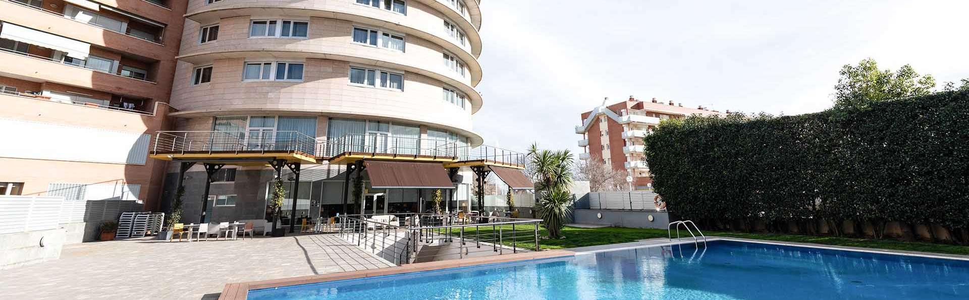 Escapade en famille sur la Costa Daurada : appartement pour 4 personnes avec petit déjeuner inclus