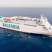 Escapada con Balearia