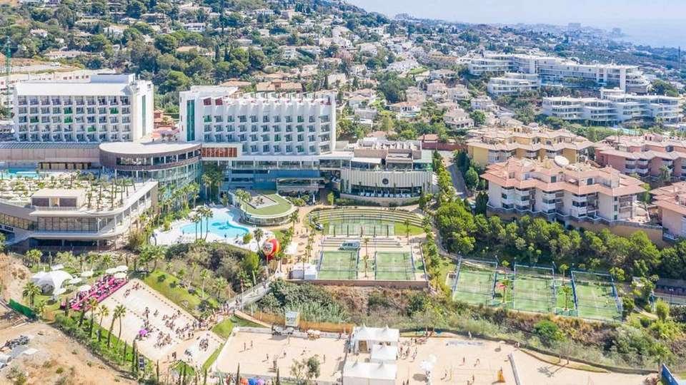Higuerón hotel Málaga, Curio Collection by HILTON  - EDIT_AERIAL_01.jpg